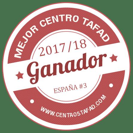 Mejor Centro TAFAD España