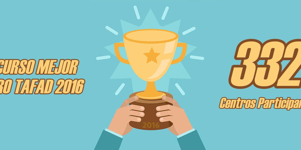Concurso Mejor Centro TAFAD 2016/2017