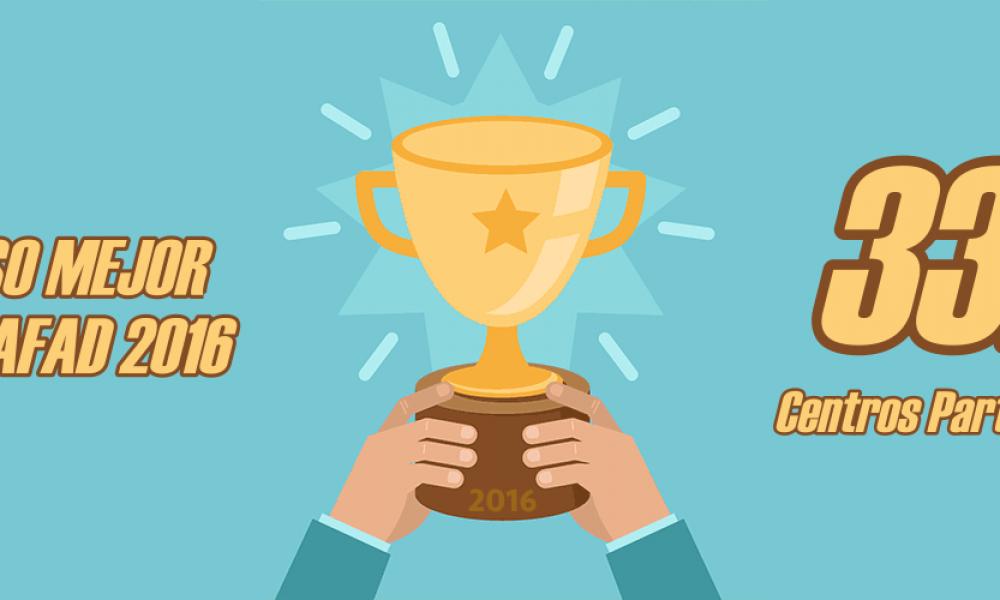 Concurso Mejor Centro TAFAD 2016