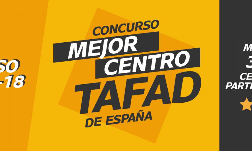 Concurso Mejor Centro TAFAD 2017 2018