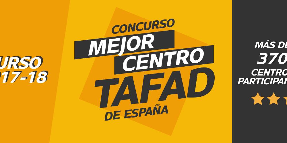 Concurso Mejor Centro TAFAD 2017/2018