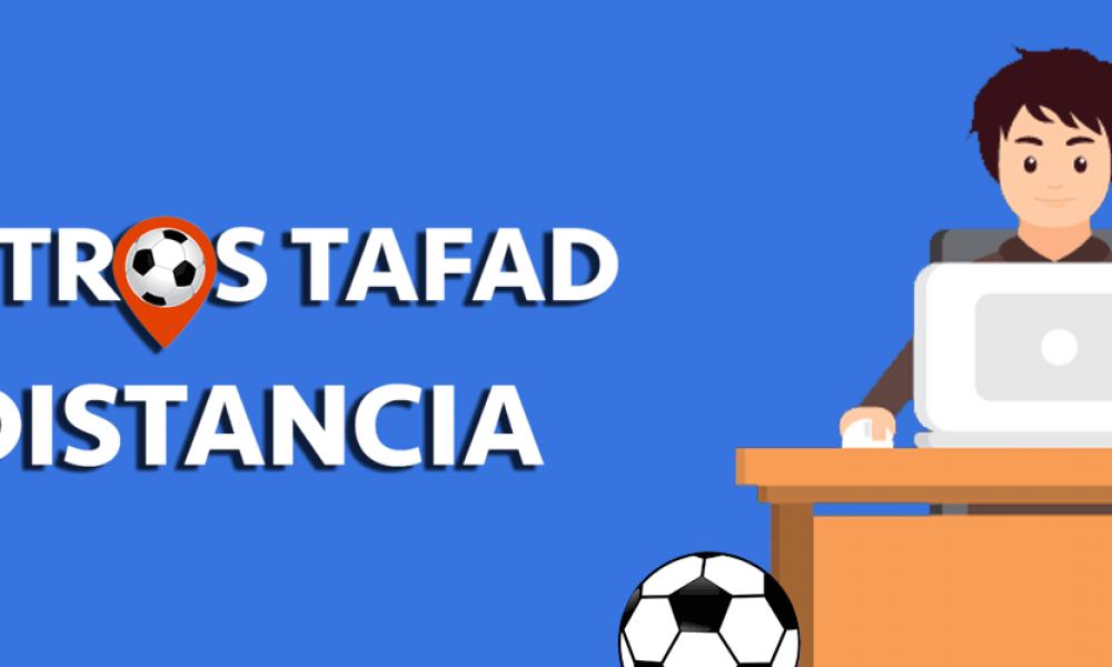 Donde estudiar TAFAD A Distancia