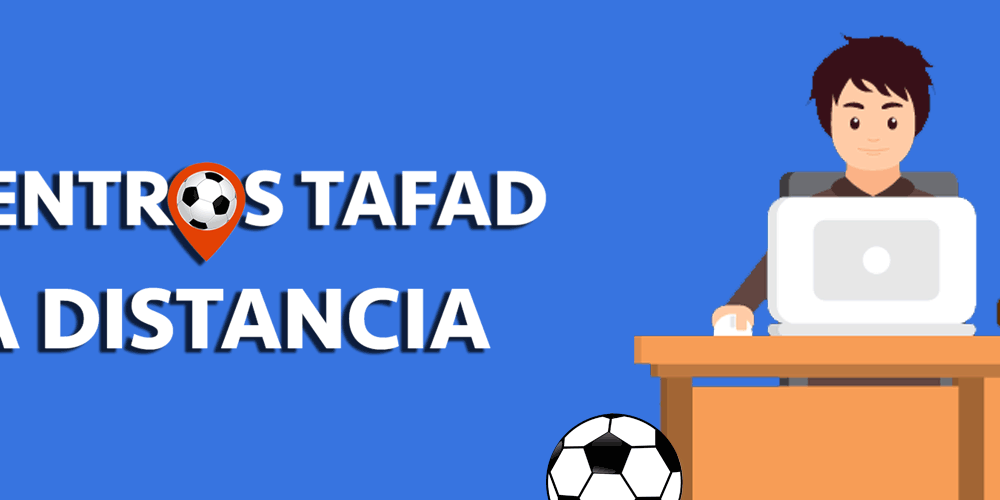 Dónde estudiar TAFAD A Distancia