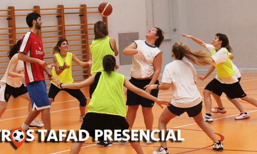 Donde estudiar TAFAD Presencial