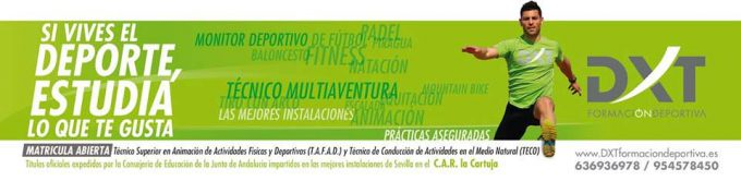 TAFAD DXT Formación Deportiva