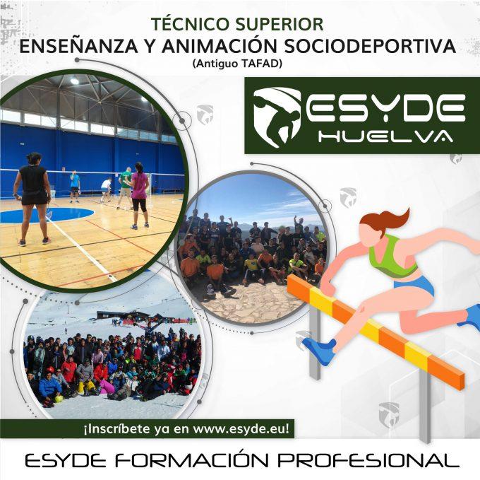 TAFAD ESYDE Huelva