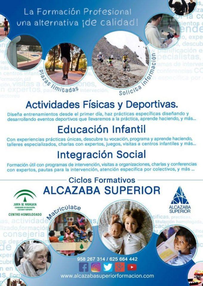 TAFAD Alcazaba Superior