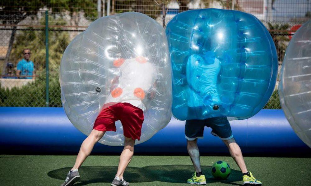 TAFAD Emprendedor: Bubble Soccer Málaga