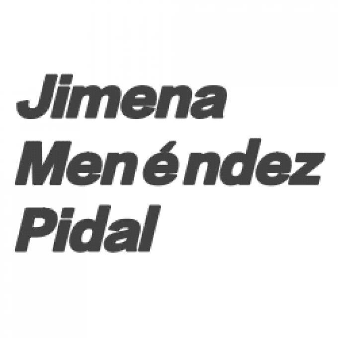 Jimena Menéndez Pidal